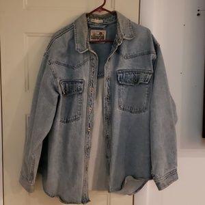 Levi acid washed Silver Tab Denim jacket